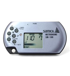 삼익 디지털 메트로놈 SM-100